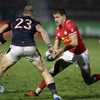 Van der Merwe strikes twice to seal final World Cup place for Canada