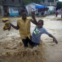 In photos: Hurricane Tomas strikes Haiti