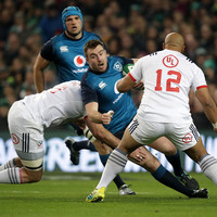 As it happened: Ireland v USA, November Tests