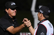 Mickelson outlasts Woods to scoop The Match's riches on 22nd hole