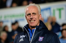 Mick McCarthy confirmed as new Ireland manager with Stephen Kenny set to succeed him