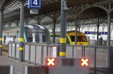 Major disruption to Heuston train services following tragic incident
