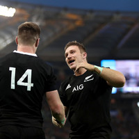 10-try All Blacks rebound from Dublin defeat by cutting loose against Italy