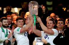 Eddie Jones' England end the year on a high with win over Wallabies