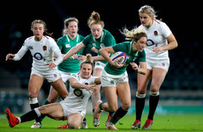 Spirited Ireland test England but run out of steam at Twickenham
