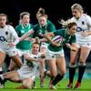 Spirited Ireland test England but run out of steam at Twickenham