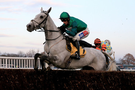 Bristol De Mai claimed victory in the Betfair Chase on Saturday afternoon.