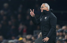 Claudio Ranieri gets his first win as Fulham boss