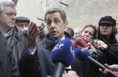 Wanted Gaddafi aide 'living in France', says Sarkozy
