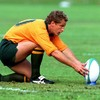 Australian rugby legend released from hospital after stroke