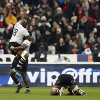 Brilliant scenes in Paris as sublime Fiji earn historic win over France