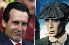 Arsenal manager learning English from 'Peaky Blinders'