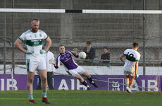 Portlaoise have stoppage-time penalty saved as Kilmacud advance to first Leinster final since 2010