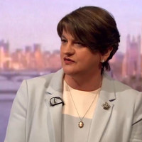 Arlene Foster: If backstop isn't removed, Brexit deal won't get DUP support