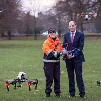 Civil Defence volunteers receive drone licenses, will help find missing people