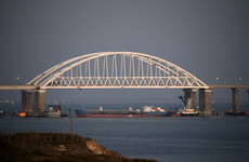 'Unleashing conflict': Ukraine says Russia opened fire on navy ships
