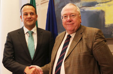 Taoiseach meets with Orange Order reps to discuss needs of Protestant communities at the border