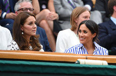 Apparently, Prince Harry and Meghan are moving house because she doesn't get on with Kate Middleton... it's The Dredge