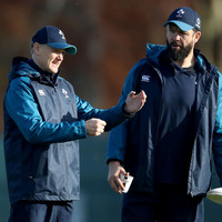 Joe Schmidt to leave Ireland post-World Cup, Andy Farrell to take over