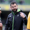 IRFU back Andy Farrell for daunting task of succeeding Joe Schmidt