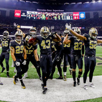 Can anyone stop the Saints from marching to the Super Bowl?