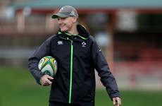 'In Schmidereens', 'a great of Irish rugby' - Tributes paid as Schmidt's exit confirmed