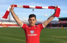 Major coup for Sligo Rovers as they sign double-winning star striker Murray