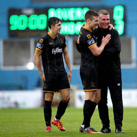 'It was a sad day' - Dundalk star wishes Kenny 'all the best' while backing Perth to take over