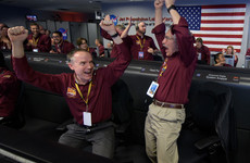 'Touchdown confirmed': NASA's InSight Mars explorer lands on Red Planet