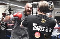 Saturday's Wilder v Fury heavyweight showdown will cost Irish fans €23 on PPV