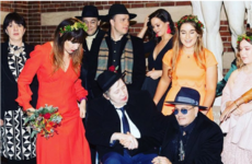 'Johnny Depp tried to do A Rainy Night in Soho': Shane MacGowan ties the knot with long-term partner
