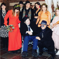 'Johnny Depp tried to do A Rainy Night in Soho': Shane MacGowan ties the knot with long-term partner