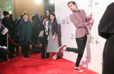 Can we take a moment to appreciate Robert Sheehan's wild fashion sense?
