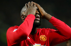 Lukaku blasts back at Scholes and 'BS' criticism of Man United form