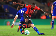 Republic of Ireland's Michael Obafemi makes full senior debut for Southampton