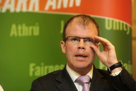 The legislation put forward by Sinn Féin's Peadar Toibín will be opposed in the Dáil tomorrow night.