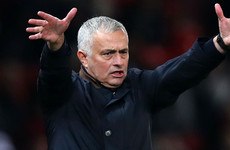 Mourinho sends message to 'lovers' after preserving perfect Champions League record