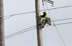 4,500 households remain without power following Storm Diana