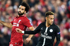 Liverpool braced for fit again Neymar and Mbappe in crunch clash with PSG