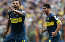 Boca Juniors go on strike over Copa Libertadores final