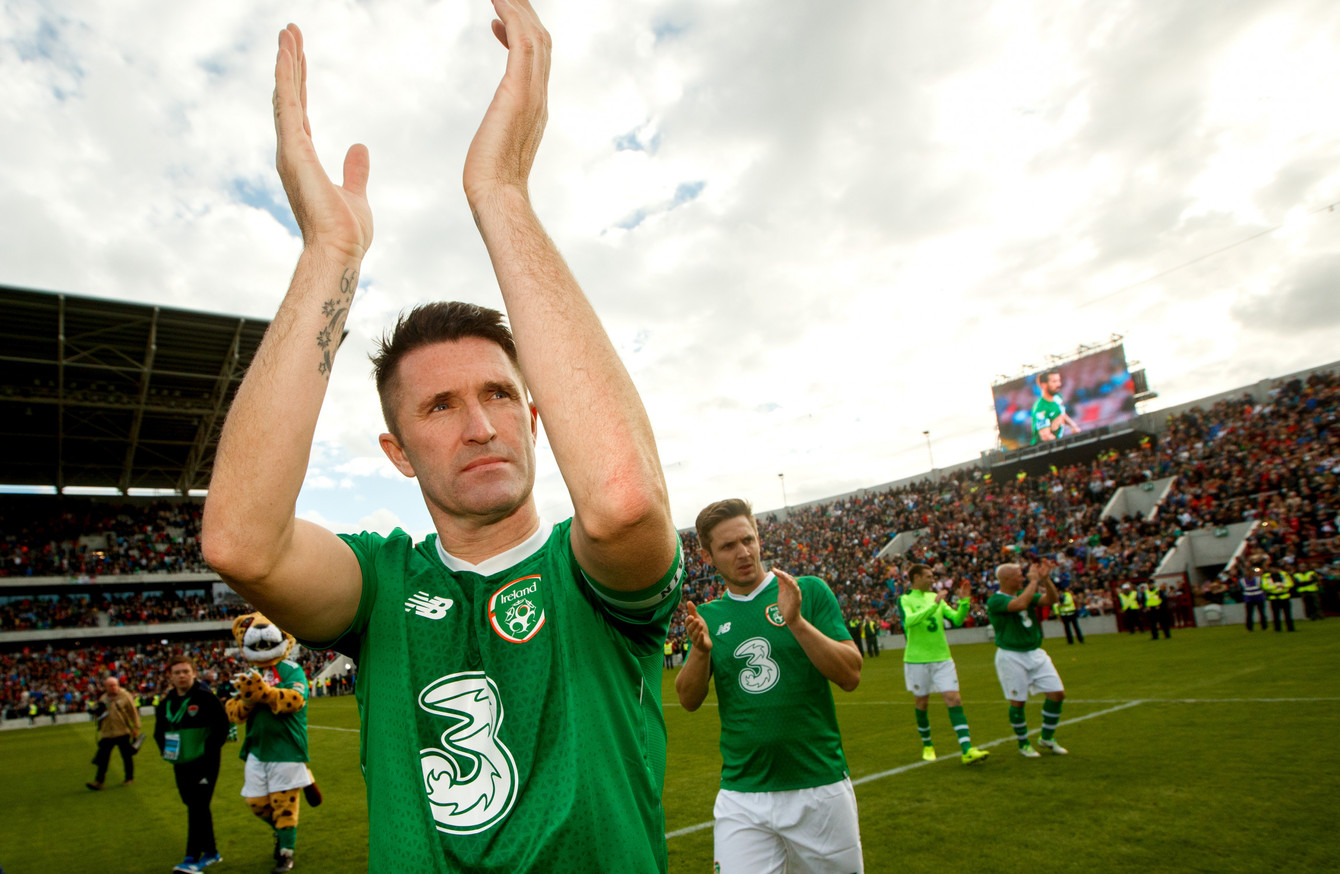 Robbie Keane officially retires from professional football · The42 9b20b772e