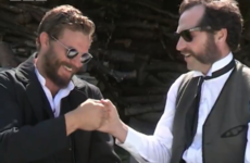 Jamie Dornan and Matthew Rhys' Celtic Challenge is a joy to behold
