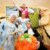 From choosing actors to raising the curtain - Panto preparations are a year-long affair