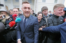 Conor McGregor given six-month driving ban for speeding