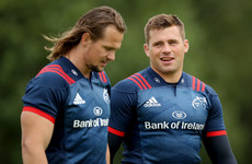 Botha puts differences with Stander aside to renew friendly rivalry at Munster