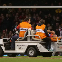 Wales flanker hopeful for World Cup after sustaining serious knee injury