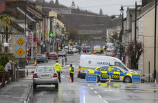 Town in shock after popular local killed in incident where garda was dragged 500 metres by car