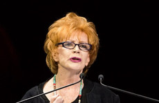 Edna O'Brien and nun working on Gaza Strip among diaspora receiving awards today