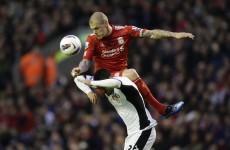 As it happened: Liverpool v Fulham, Premier League