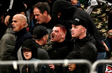 AEK Athens in big trouble with Uefa after six Ajax fans, three police hospitalised